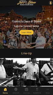 Valencia Jazz & Blues- screenshot thumbnail