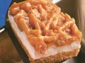 Cashew Peanut Butter Bars