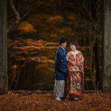Wedding photographer Kenji Mizuno (photoimagic). Photo of 15.02.2018