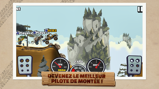 Hill Climb Racing 2  captures d'écran 3