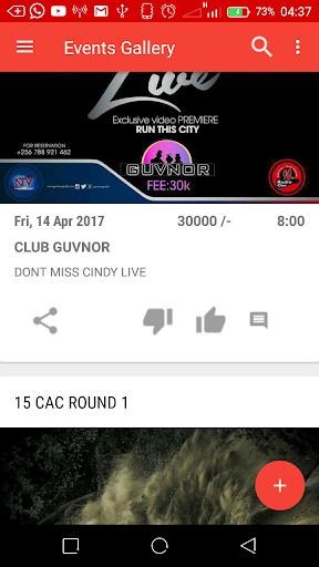 Events Gallery Uganda  screenshots 2