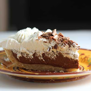 Chocolate Cream Pie With Chocolate Chips Recipes