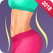 Magic Workout - Abs & Butt Fitness Icon