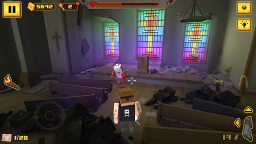 BLOCKAPOLYPSEu2122 - Zombie Shooter 1.07 screenshots 13
