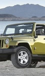Themes Themes Jeep Wrangler screenshot 0