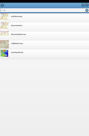 android Sea currents Screenshot 7