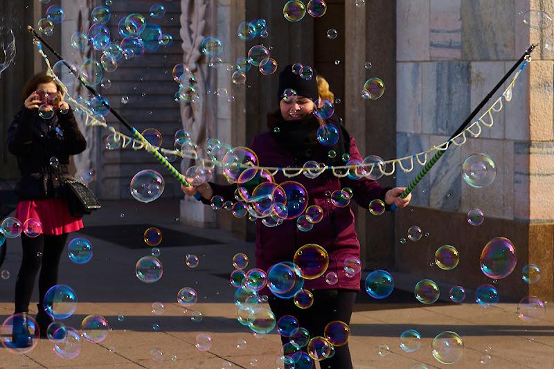 Mille bolle blu che........ di Silvano