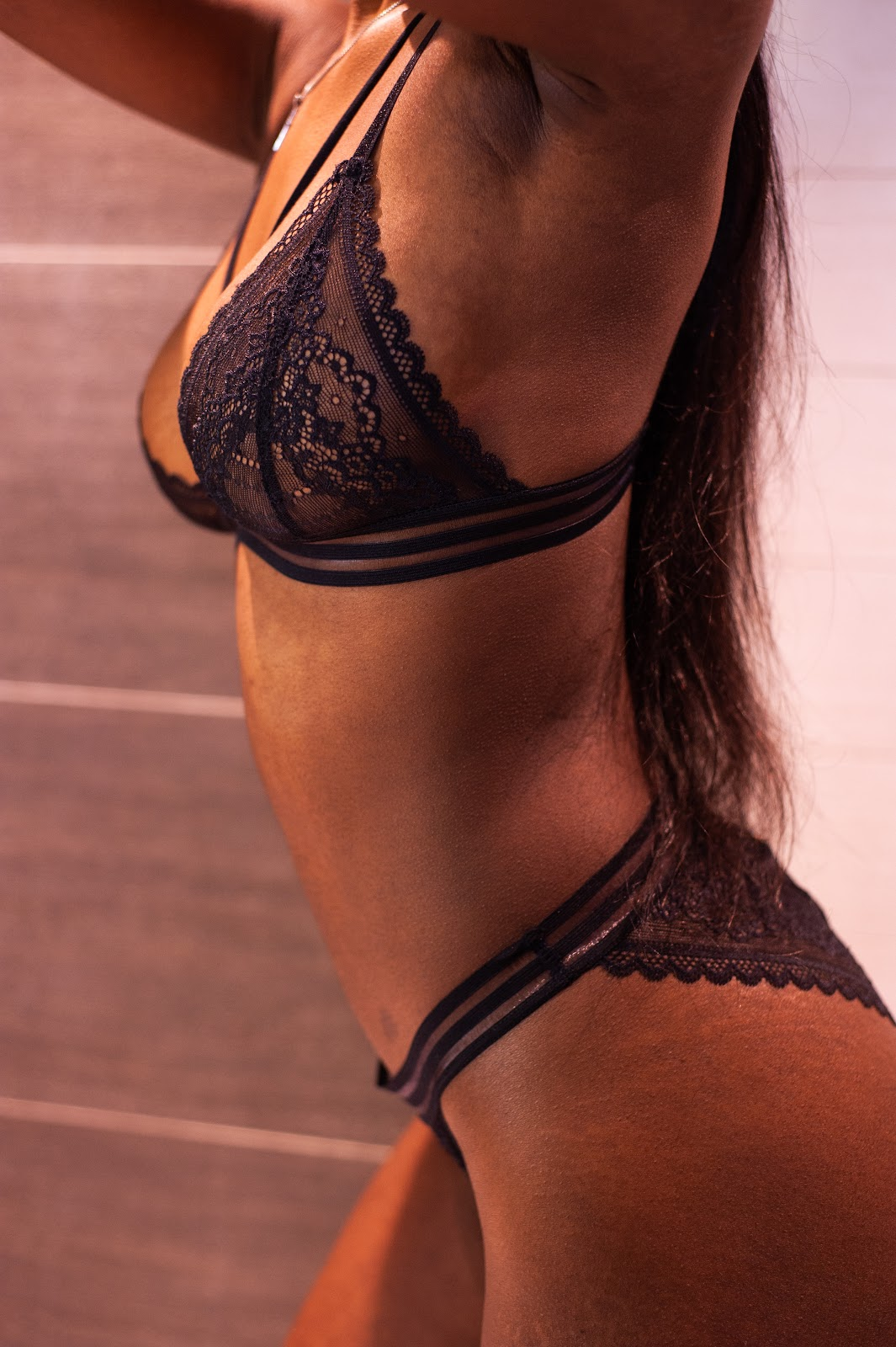dvlparis - ensemble de lingerie - dvl - dlv