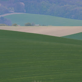 by Dušan Gajšek - Landscapes Prairies, Meadows & Fields ( pokrajina, potovanja, ju?na moravska )