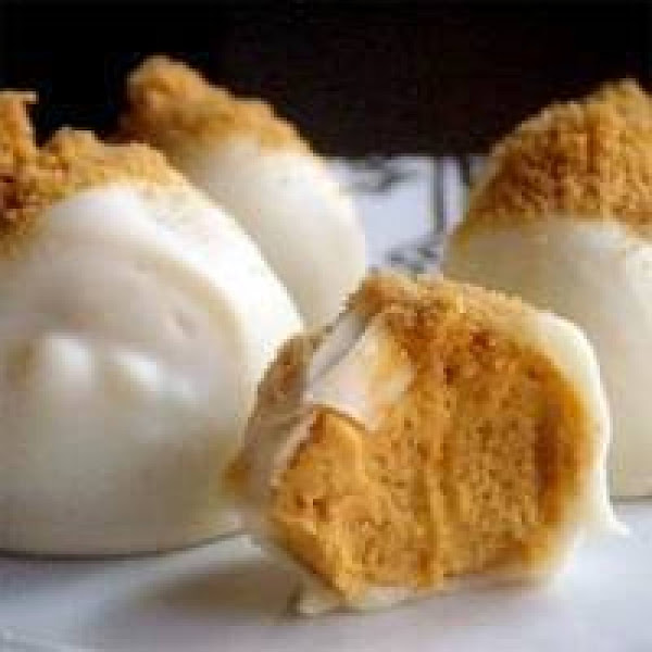 Pumpkin-cream Cheese Truffles Recipe
