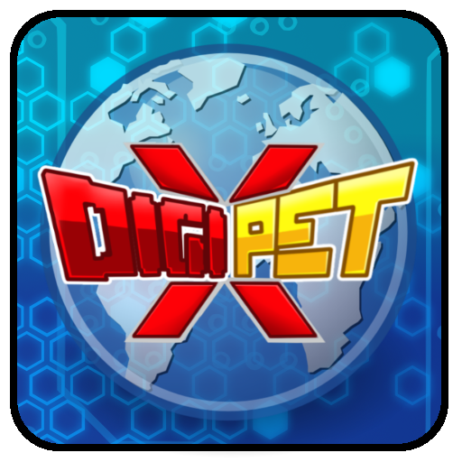 Digipet X - World