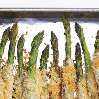 Parmesan-Crusted Asparagus