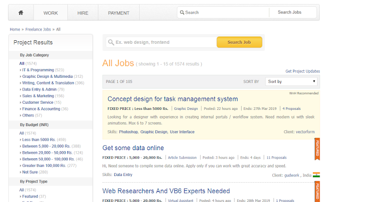 WorknHire- Get Hired Today And Start Earning - dbundus com