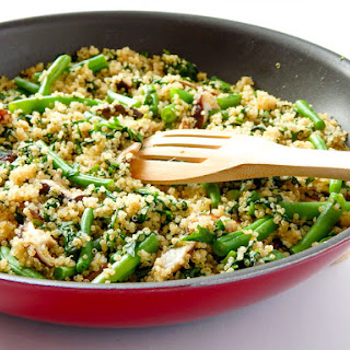 Green Bean Vegetarian Quinoa
