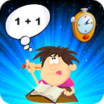 Fun Math Quiz:Kids math Icon
