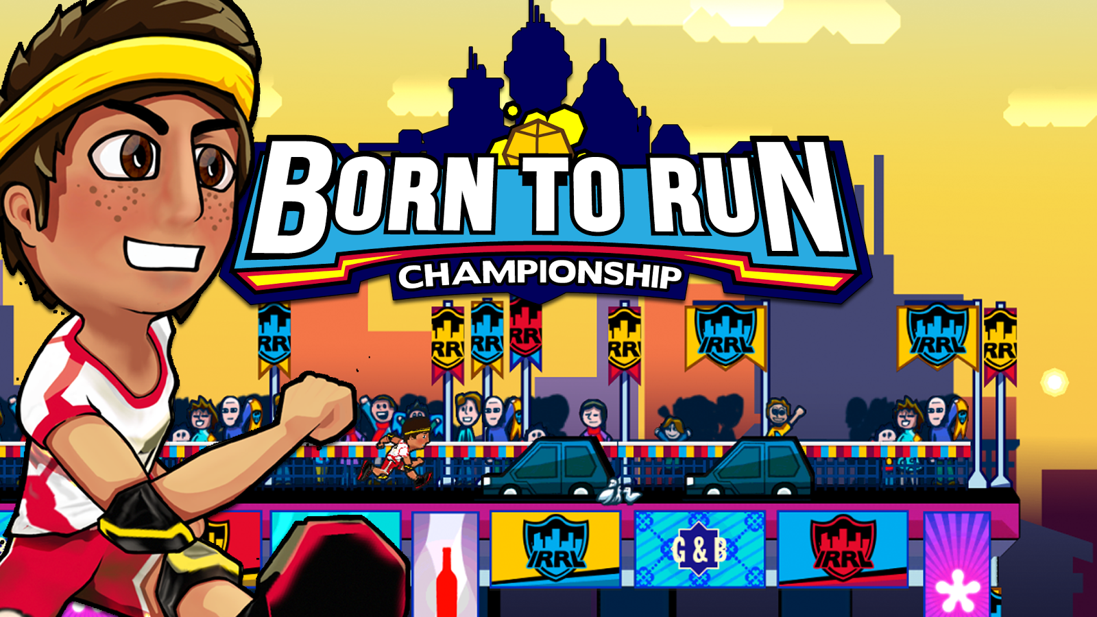 Born to Run (International) - Android Apps on Google Play