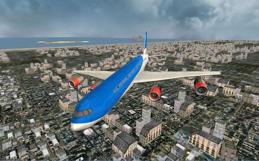 Airplane Pilot Sim screenshot 9