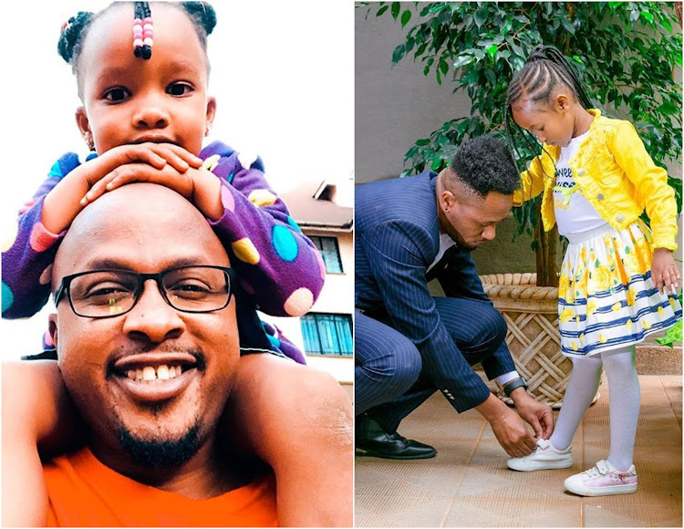Kenyan celebrities and their daughters