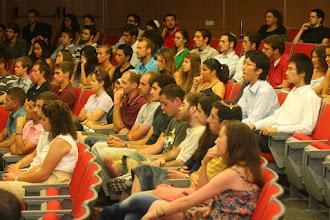 Photo: Technion Lecture Hall