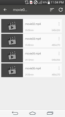 Classic Media Player - screenshot