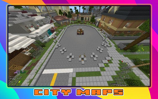 New City Maps for minecraft screenshot 5