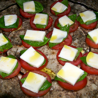 Take Advantage of Local Produce with this Easy Caprese Appetizer