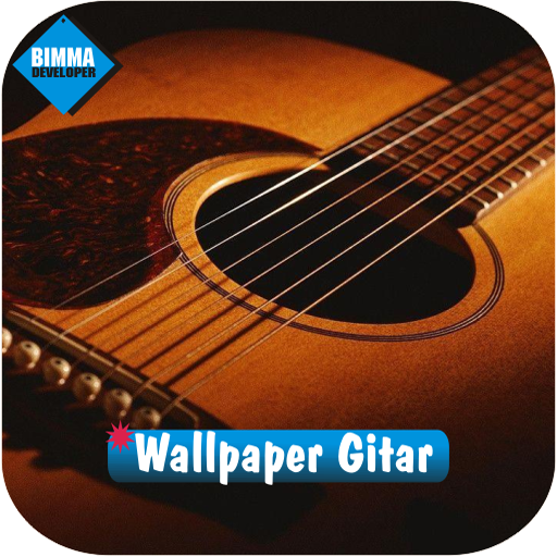 Wallpaper Gitar Akustik Keren