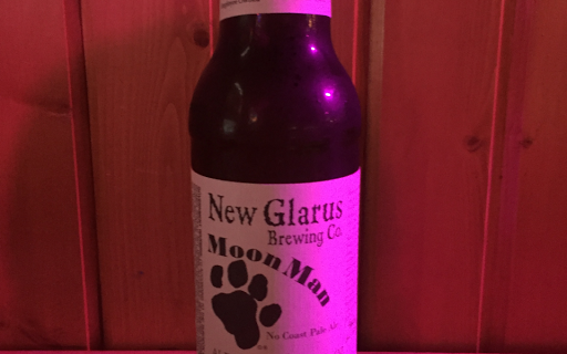 New Glarus Moon Man