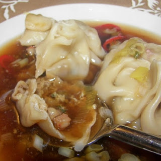 Shrimp Won Ton Soup