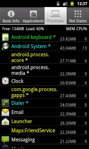 Quick System Info screenshot 3