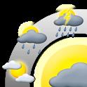 Circle Weather icon
