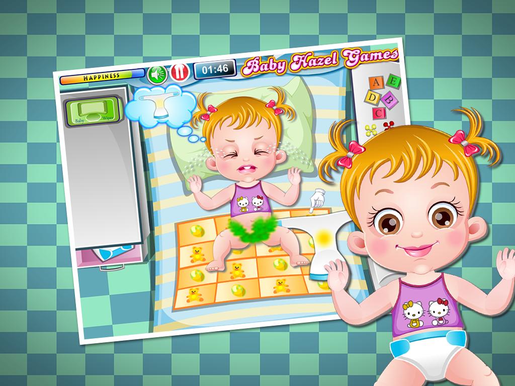 Baby hazel bed time youtube - Baby Hazel Funtime Old Screenshot