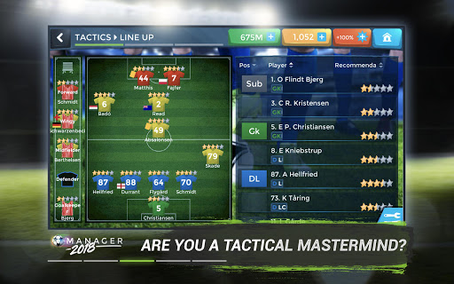 Football Management Ultra 2018 - Manager Game 2.1.16 screenshots 8