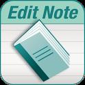 ノートブック型メモ帳:エディットノート icon