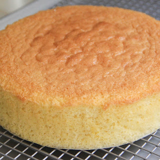 Sponge Cake With Cake Flour Recipes.