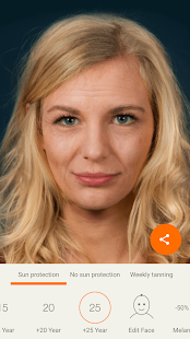 Sunface - UV-Selfie - náhled