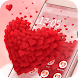 Love&heartランチャーテーマを無料で - Androidアプリ