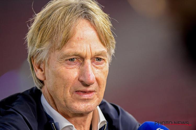 Adrie Koster (ex-Club, ex-Beerschot) betaalt het gelag voor slechte resultaten en is ontslagen