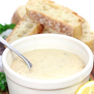 Healthy Caesar Salad Dressing (V, GF)