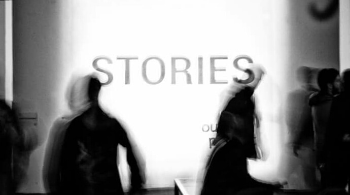 every story is an infinite story di MariLou