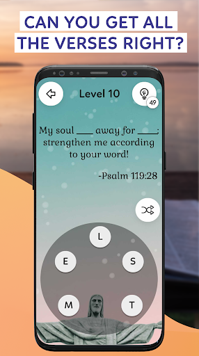 Bible Word Puzzle Games : Connect & Collect Verses 1.5 screenshots 3