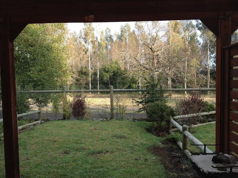Photo: Vista desde la ventana