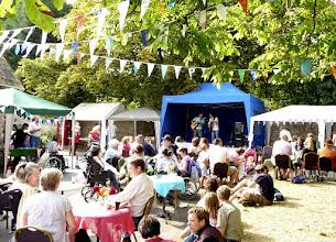 Photo: The Village Green © The Priston Festival 2009, photo: Owain Jones