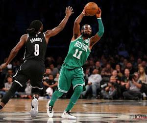 Un grand Irving offre la victoire à Boston aux prolongations, Davis tout aussi bouillant pour les Pelicans