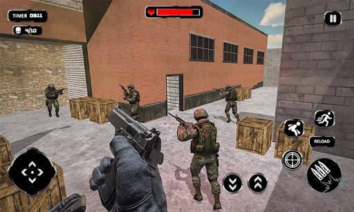 Counter Terrorist Modern World War Battleground 3D 1.0.2 screenshots 1