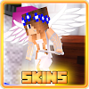 Angel Skins for Minecraft PE APK Icon