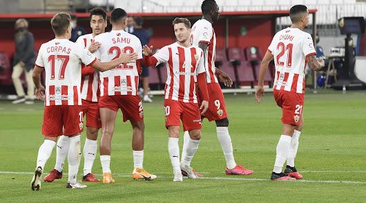 El análisis de la victoria del Almería, por Tony Fernández