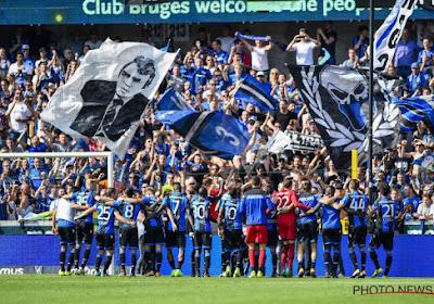 Bruges sur le point de conclure un nouveau transfert, le joueur est déjà arrivé jeudi soir