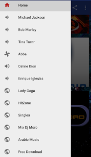 Online Music - náhled