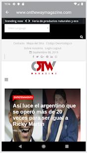 OTW Magazine - náhled